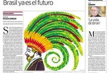 Diario Público / Ilustraciones para el Diario Público,  sección Opinión. Octubre 2007 - febrero 2009 www.publico.es