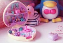 Polly Pocket / by Julie EncreRose