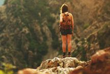 Backpacking  / by Felicia Davis