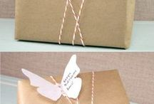 Gift Wrapping / by Kimberly Mann
