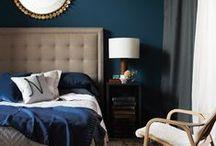 Bedrooms - Interior Design / Bedroom inspiration