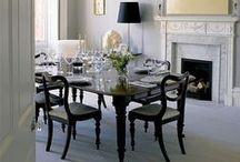Dining Room Interior Design / Dining inspiration