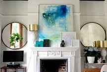 Art in Interior design
