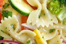 Pasta & Noodles Ideas