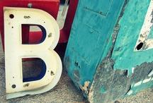 Alphabet & Number Art