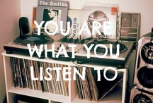 heard / Sometimes I like to listen to music. Oh wait. I mean allthetimes. / by sarah stone