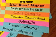 Classroom Ideas / by Amanda Joy