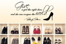 SHOES!! / by Catie Kerber