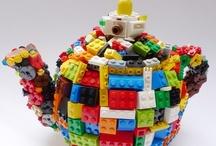 Legos & Playmobil Creations
