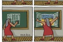 Viñetas sobre Educación