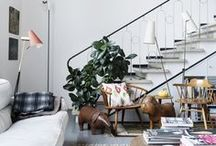 Beautiful Interior Ideas / Inspiration for home decor: if you need ideas for your home makeover, this is the board for you.