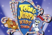 Tom and Jerry Kids Show 1990-1993 / A collection of images form Tom and Jerry Kids, co-produced by Turner Entertainment and Hanna-Barbera Productions.