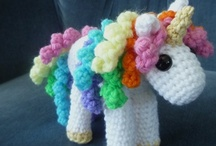 CROCHET TOYS AND DOLLS