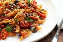 Pasta,Quinoa,Rice Dishes -Vegan/Vegetarian / by Kathie Taylor Mudge