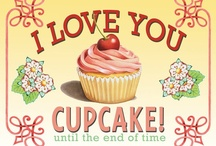 Cupcake - Artwork  / by Donna Pettite