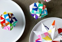 Folding/Papercraft / by Linn Mork