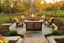 Backyard Ideas and Outdoors / by Catie Kerber