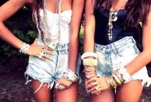 Summer style ☀ / by Gaby Flores