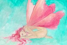 NyaFairy Colors / by Katrina Stevenson
