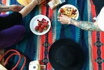 Picnics and Pendleton / Spread a blanket and enjoy your meal in Nature.  / by Pendleton Woolen Mills