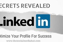 My LinkedIn Board / Tips to maximize your LinkedIn profile.