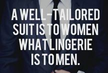 Style Quotes / The things those stylish people say