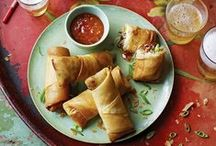 HAPPY CHINESE NEW YEAR / Recipes and crafts to celebrate Chinese New Year or the Lunar New Year.