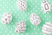 Easter DIY Crafts / Easter crafts, easter themed games, easter recipes, easter things to do with children, easter activities for kids.