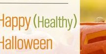 Happy Healthy Halloween! / When spooky treats try to trick you, look to this board for the inspiration to stay healthy!