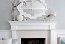 Fireplaces & nice mantels