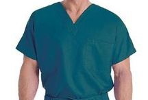 Scrub Zone / Landau ScrubZone scrubs are designed to meet the grueling demands of your workplace. Healthcare professionals need a line of scrubs that work as tough as they do and still be comfortable, and Landau brings that with ScrubZone. Even finicky fashionista nurses can expect to find more sleek styles and designs in the most awesome colors in this collection.