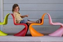 Children's Furniture / Vitra's products for children, in addition to their function, also seek to bring joy to young hearts!
