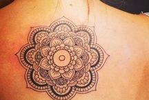 Tattoos / by Peyton Glover