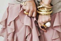 Romantic Ruffles / Beautiful fabric / by Kindling & Co.