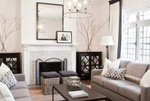 Interiors / by Kindling & Co.