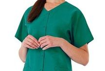 White Swan Fundamentals / Our White Swan scrubs collection is a comfortable alternative to the rough, binding scrubs typically worn by medical professionals. Composed of the finest cotton and polyester, White Swan uniforms come in tops, pants, and jackets as well as sets and lab coats. If comfort, quality and low prices are your style, then take a look at our White Swan fundamentals.