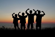 For Moms of Boys / It is possible for Moms to encourage their boys to become strong leaders in today's world.