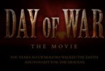Day of War Movie / 3,000 years ago, warriors walked the earth and fought for the heavens.