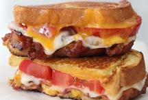 A Foodie }{ Sands & Burgers
