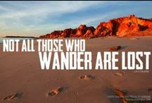 Travel Inspiration Quotes / All the quotes and views that inspire us and remind us how important travel is in life.