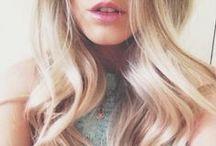 Pretty hair / by Tiffany Casey