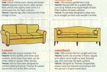 How To: Choose the Right Sofa / here are some fantastic tips that we have picked up for helping you select the perfect sofa!  Be sure to check these out if you are planning on shopping for a sofa!