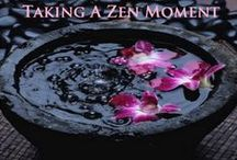 A Moment of Zin / Take time out of your day for a moment of zen, come back to center and replenish your soul.  -  Ava Gregory,  Master Coach, LOA Expert, San Fran Lover, Doggie Mama to Tator Tot. To connect with Eva: www.evagregory.com & www.twitter.com/evagregory
