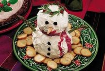 Christmas - Meals, Desserts, Appetizers