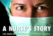 Educated Nurse / Collection of books and information about nursing and nurse life.
