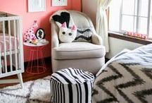 Children's Rooms / All things inspirational for Kid-friendly space! / by Rug & Home