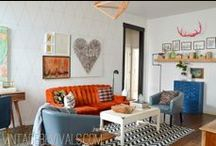 Vintage Flair / Vintage, modern, and eclectic
