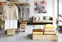 Small Spaces / Decorating & Designs for small spaces
