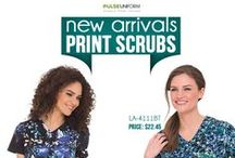New Arrivals Collection / Here is the latest collection of scrubs that you can find in http://www.pulseuniform.com/whats-new.asp.
