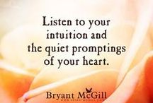 Follow Your Intuition!